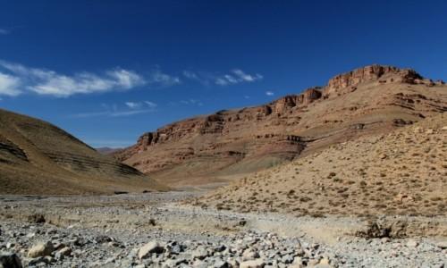 Zdjęcie MAROKO / Maroko / gdzieś w trasie / Za wąwozem Todra