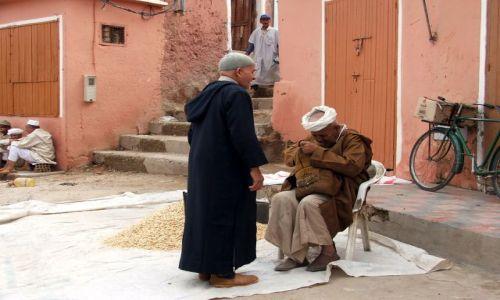 Zdjecie MAROKO / brak / Tafraut / Na targu w Tafr