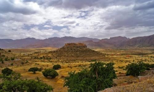Zdjęcie MAROKO / - / Atlas wysoki / Maroko