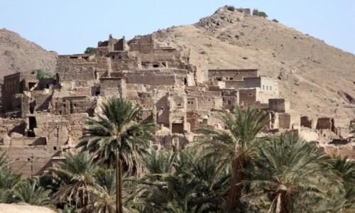 Zdjęcie MAROKO / Maroko / gdzieś po drodze / Stara kazba