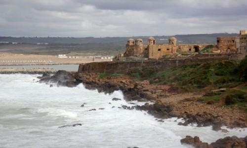 Zdjęcie MAROKO / Larache / nad Oceanem Atlantyckim / Maroko turystycznie