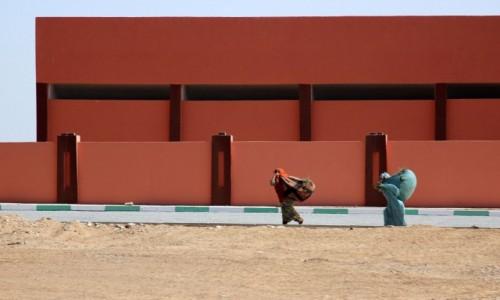 MAROKO / Maroko / gdzieś po drodze / Nowa architektura,stare zasady