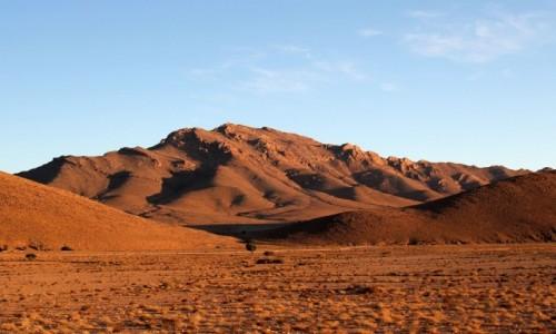 Zdjecie MAROKO / Sahara Zachodnia / gdzieś po drodze / Przed wieczorem