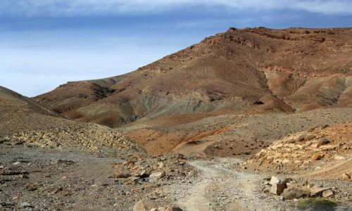 Zdjęcie MAROKO / Maroko / gdzieś po drodze / Za wąwozem Todra