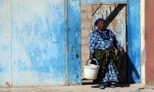 Zdjecie MAROKO / Sahara Zachodnia / gdzieś po drodze / Migawki z ulicy