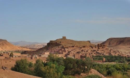 Zdjecie MAROKO / Sus-Masa-Dara / ksar Ait-Ben-Haddou / w krainie dżinów (2)