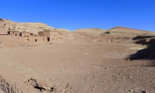 Zdjecie MAROKO / Południowe  Maroko  / Ksar Ait-Ben-Haddou  / Gladiator
