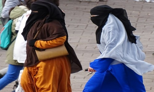 Zdjecie MAROKO / Marrakesz-Safi / Marrakesz / Marokanki