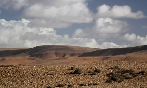 Zdjęcie MAROKO / Province de Tan-Tan, Guelmim-Es Semara / Abteh / Okolice