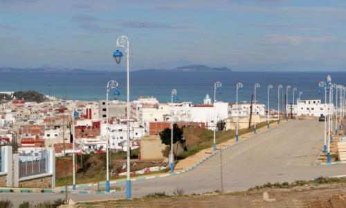 Zdjecie MAROKO / Maroko / gdzieś po drodze / W drodze na prom
