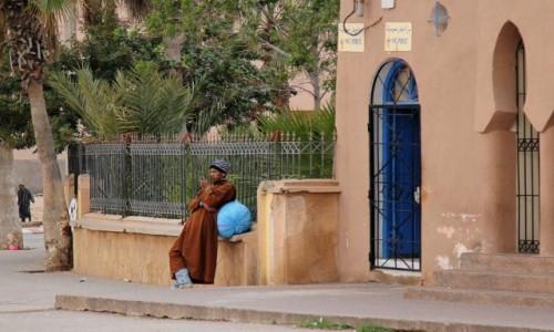 Zdjecie MAROKO / Maroko / gdzieś po drodze / W podróży