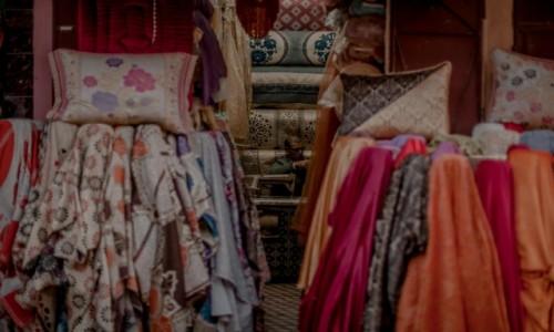 Zdjecie MAROKO / Marrakesz / Marrakesz / Marrakesz - suk