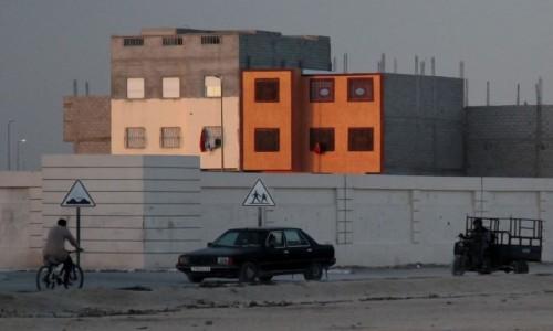 Zdjecie MAROKO / Sahara Zachodnia / gdzieś po drodze / Przejście dla pieszych