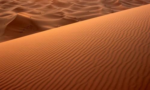 Zdjęcie MAROKO / Meknes-Tafilalet / Erg Chebbi / Sahara