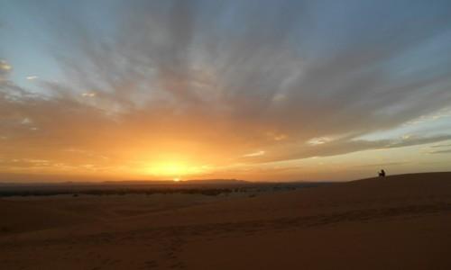 MAROKO / Maroko - Sahara / Merzuga / Maroko - Merzuga