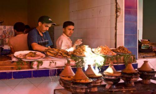 MAROKO / Susaria / Agadir / Smarzalnia