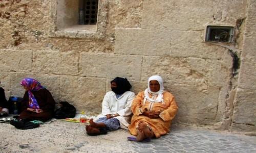 Zdjęcie MAROKO / trasa Agadir  Casablanka / Al Dżadida / sjesta