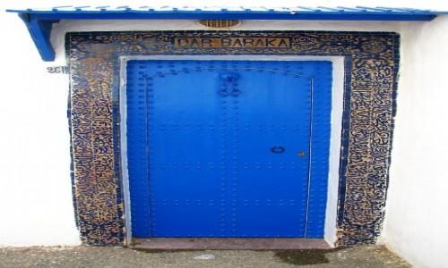 Zdjecie MAROKO / Rabat / kasba Oudaja / dar Baraka, którego,,?