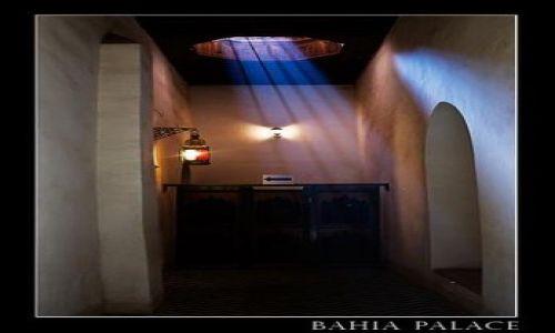 Zdjecie MAROKO / Marakesz / brak / Bahia Pałac