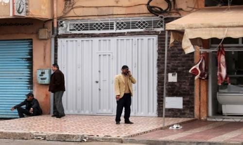Zdjecie MAROKO / Maroko / gdzieś po drodze / Poważne rozmowy