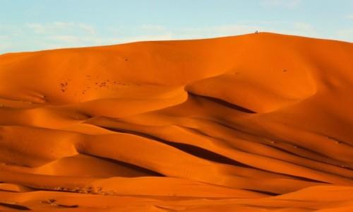 Zdjecie MAROKO / południe / Erg Chebbi / Maroko125