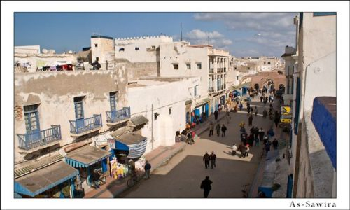 Zdjęcie MAROKO / As Sawira / brak / aleja Mohammeda V