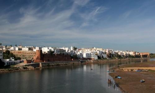 Zdjecie MAROKO / Maroko / gdzieś po drodze / Rybacy