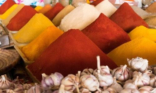 Zdjecie MAROKO / Marrakesz / Marrakesz / Kolory i zapachy Maroka