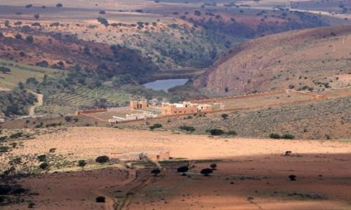 Zdjecie MAROKO / Sus-Massa / Okolice Afrag / W dolinie rzeki Massa (II)