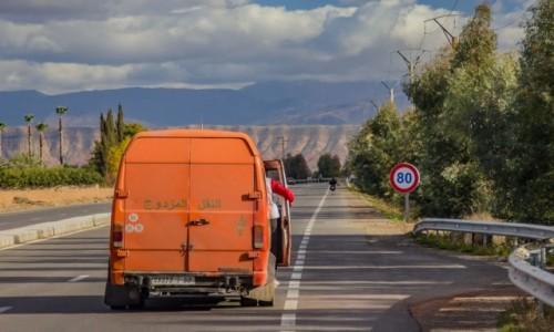 Zdjecie MAROKO / Maroko / gdzieś po drodze / Marokańskie drogi