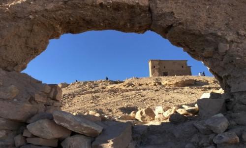 Zdjecie MAROKO / Południe Maroka / Bin  Haddu / W drodze na południe