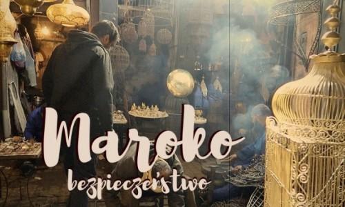 MAROKO / Marrakesz / Marrakesz / Maroko bezpieczeństwo