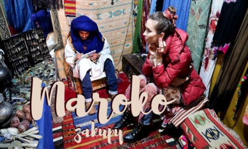 Zdjecie MAROKO / Marrakesz / Marrakesz / Maroko zakupy