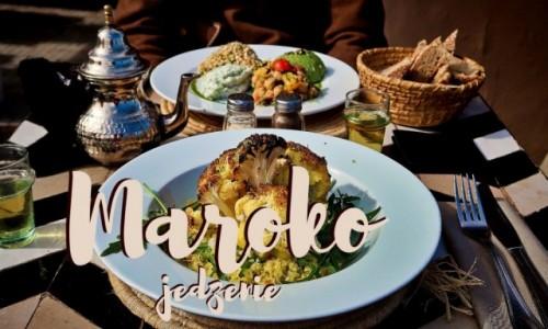 Zdjecie MAROKO / Marrakesz / Marrakesz / Maroko jedzenie