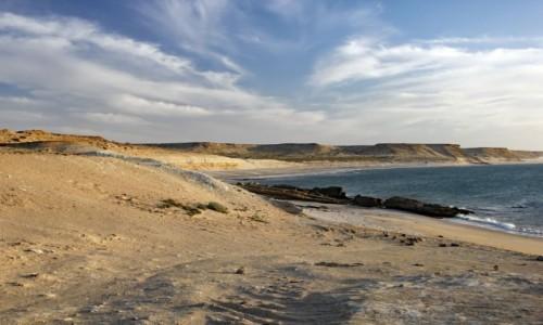 Zdjęcie MAROKO / Sahara Zachodnia / Portorico / Już nie ma dzikich plaż...