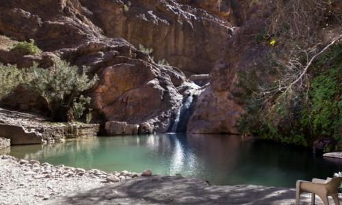 MAROKO / Maroko / Les cascades de Tizgui / Pora na kąpiel