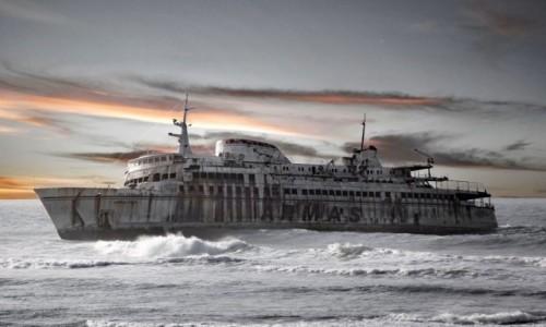 Zdjęcie MAROKO / Tarfaya / nad Atlantykiem / Assalama