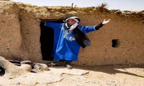 Zdjęcie MAROKO / Sahara / Merzouga / Welcome