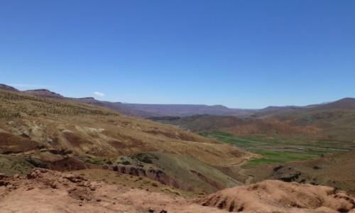 Zdjęcie MAROKO / Wschód / Góry Atlas / Góry Atlas