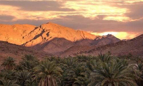 MAROKO / Maroko / gdzieś po drodze / W słońcu i cieniu