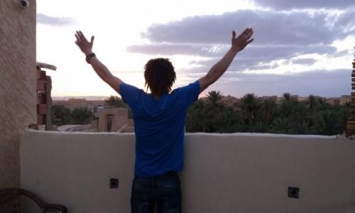 Zdjecie MAROKO / Sahara / Merzouga / Freedom