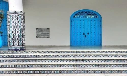 MAROKO / Tetuan / Tetuan / Urok marokańskiej mozaiki