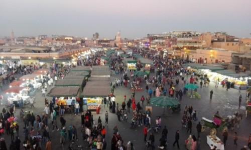Zdjecie MAROKO / Zachodnie Maroko / Marrakesz / Suk