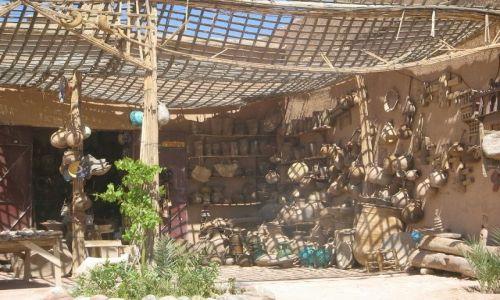 Zdjecie MAROKO / brak / okolice Marrakechu / handel 2