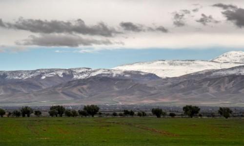MAROKO / Maroko / gdzieś po drodze / Szaro,buro