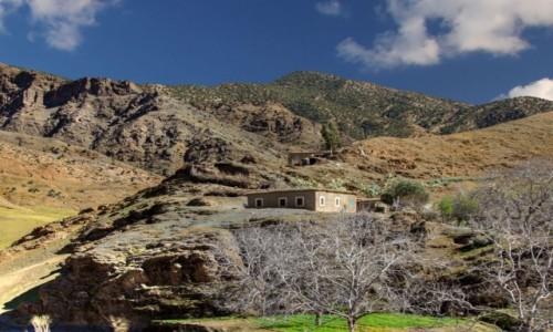 MAROKO / Maroko / gdzieś po drodze / Zamieszkać na górce