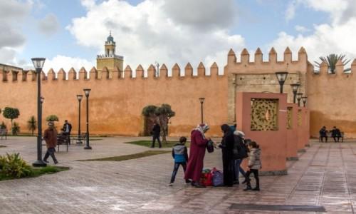 MAROKO / Maroko / gdzieś po drodze / W podróży