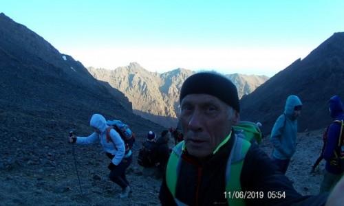 Zdjecie MAROKO / Wielki Atlas / Park Narodowy Toubkal / Wspinaczka na Jebel Toubkal