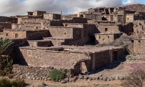 Zdjecie MAROKO / Souss-Massa / gdzieś po drodze / Kasba
