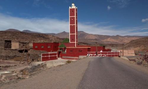 Zdjecie MAROKO / Souss-Massa / gdzieś po drodze / Urok małego miasteczka